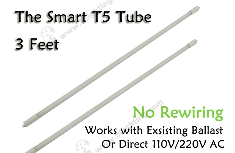 wholesale led t5 tube lights smart 3ft