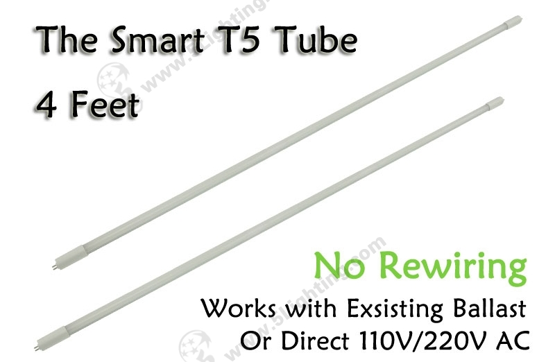wholesale led t5 tube lights smart 4ft