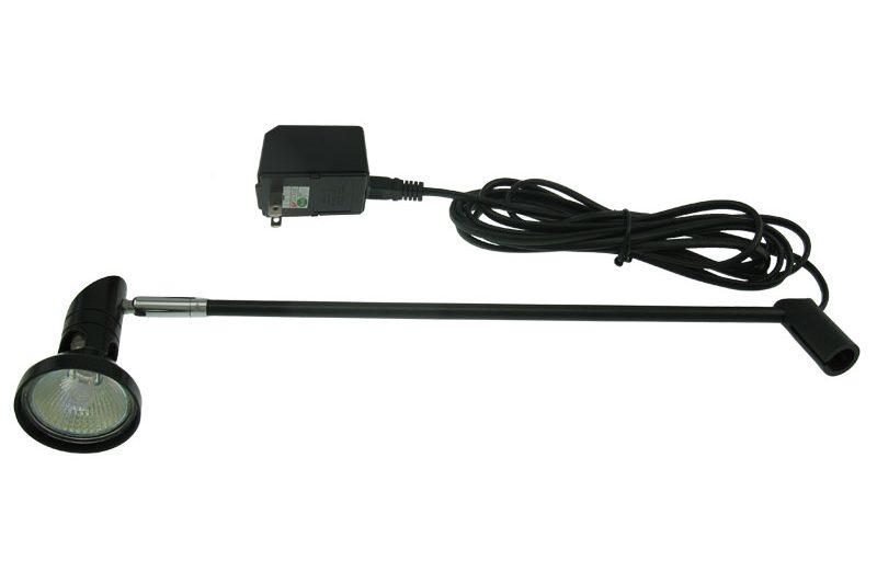 Halogen Banner Stand Lights-JZSA002-Black-1