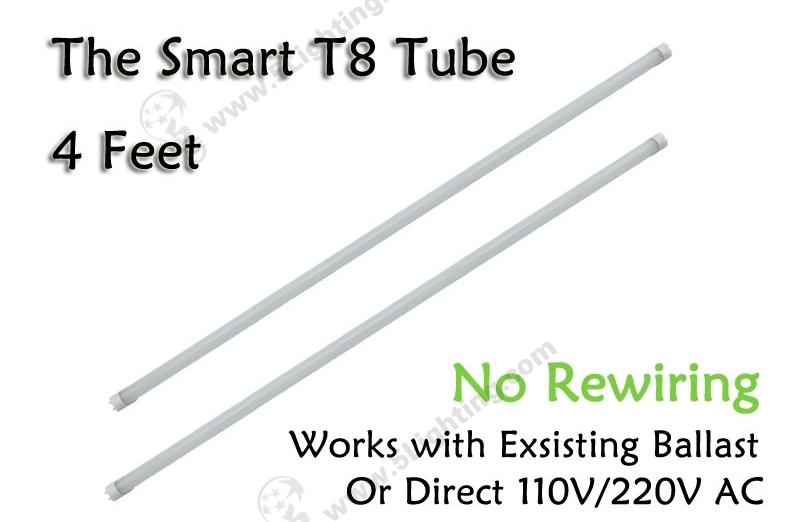 4 Feet T8 Smart LED Tube-1