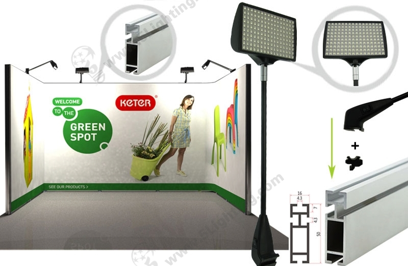 Octanorm Display Lights-LXS160-002-A-Application-1