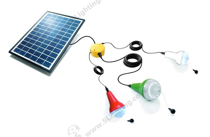 Solar Lighting Kits -5L-LY-KZ-SM01-1