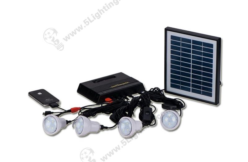 Solar Lighting Kits-SLY-GZB-002-1