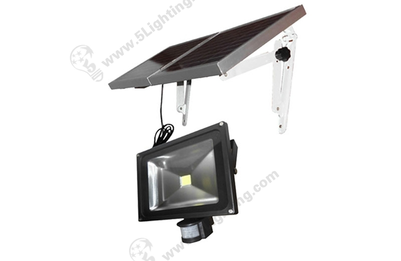 Solar Sensor Flood Lights-30W-1