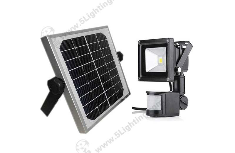 Solar Sensor Flood Lights-5W-1