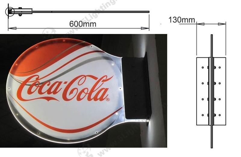 LED Acrylic Signs Waterproof - 1