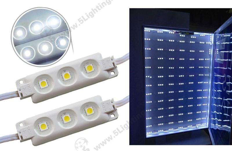 LED Modules Backlight SMD5050 3pcs - 1