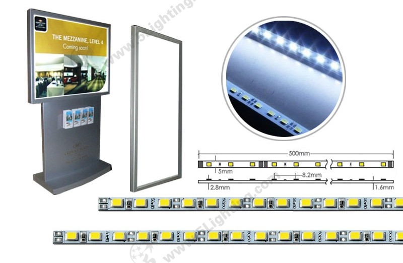 LED Rigid Strip Lights SMD2835 - 5mm -1
