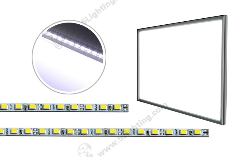 LED Rigid Strip Lights SMD2835 - 6mm -1