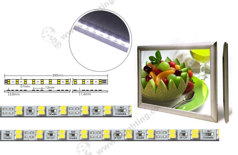 LED Rigid Strip Lights SMD2835 - 7mm -1