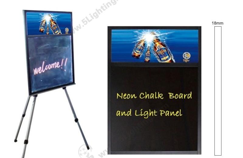 LED Writting Board Light Boxes - 1