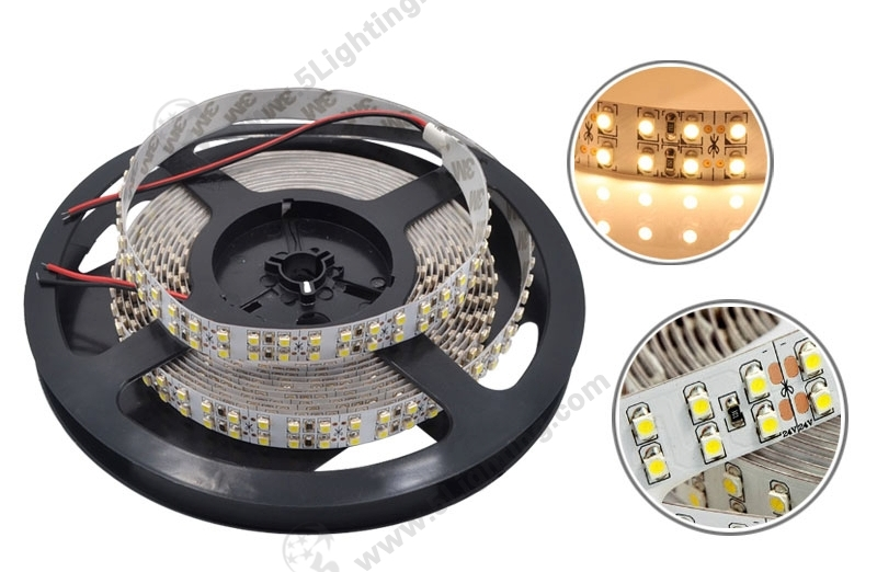 SMD 3528 Double Line LED Strip - 1