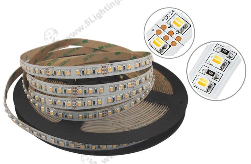 SMD 3528 Dual Color LED Strip Lights - 1