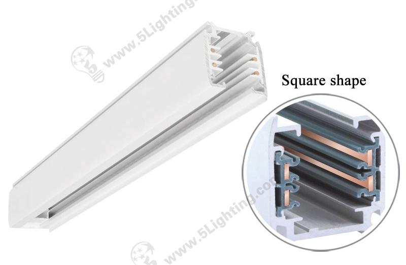 4 Circuit Track Lighting Parts - 1