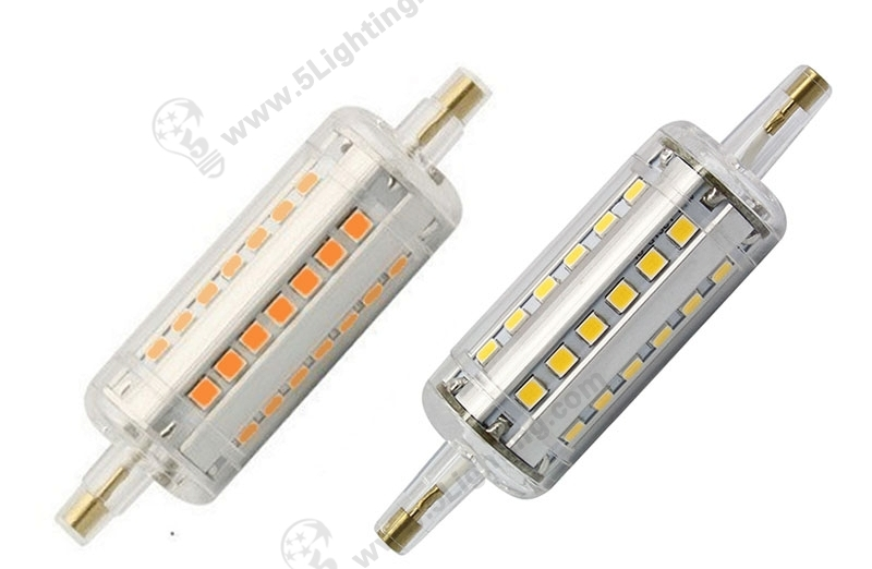 led r7s lights 78 mm for 100 watts halogen r7s light bulbs replacement. Black Bedroom Furniture Sets. Home Design Ideas