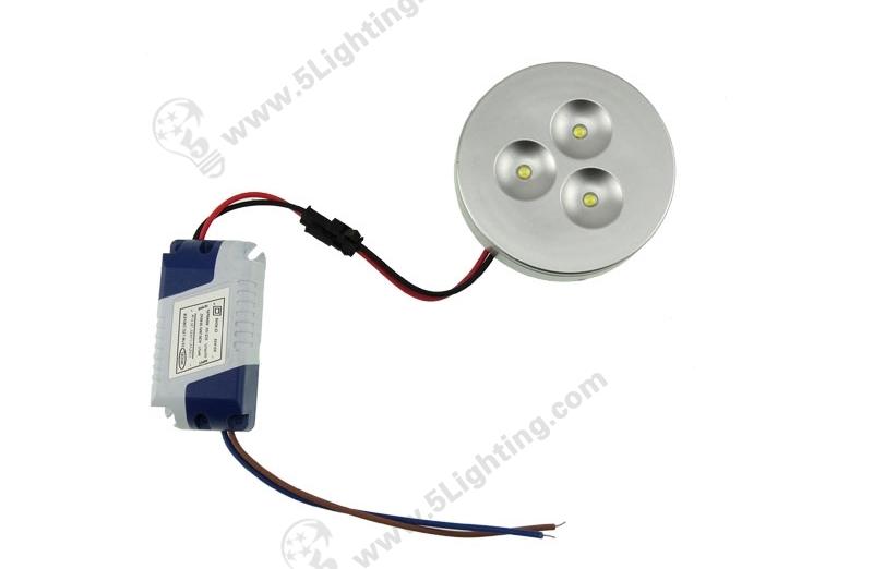 LED Cabinet Puck Lights 3W - 1