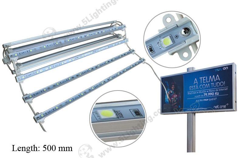 LED Lattice Backlight SMD5050 Waterproof - 500mm - 1