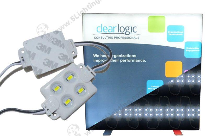 SMD 5730 LED Module - 4pcs - 1