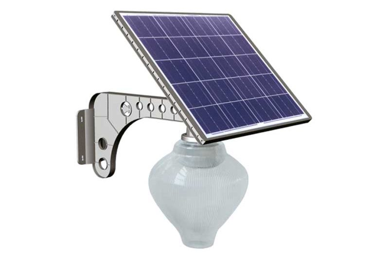 Solar Street Lights 18w Solar LED Street Lighting Kits Outdoor Lighting