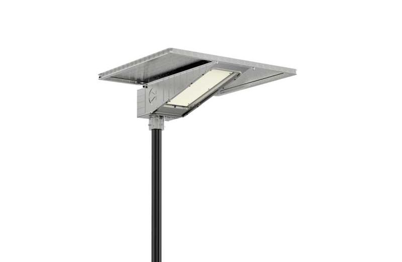 Solar Street Lights 25W - Kite shape - 1