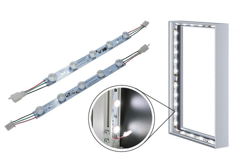 Edge Lit LED Modules - 300mm - 1
