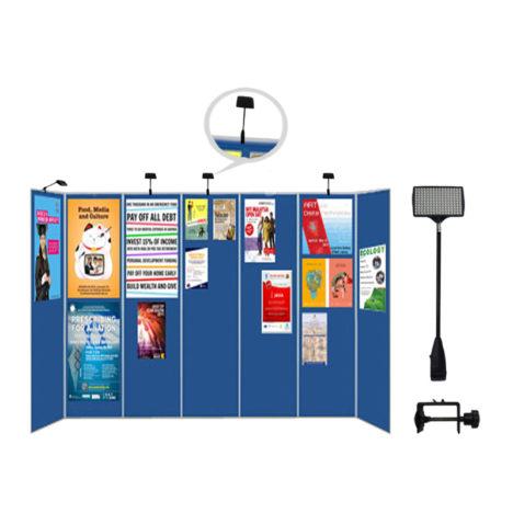 Panel Display Board Lighting Multi Clip LXS160-002-A-5