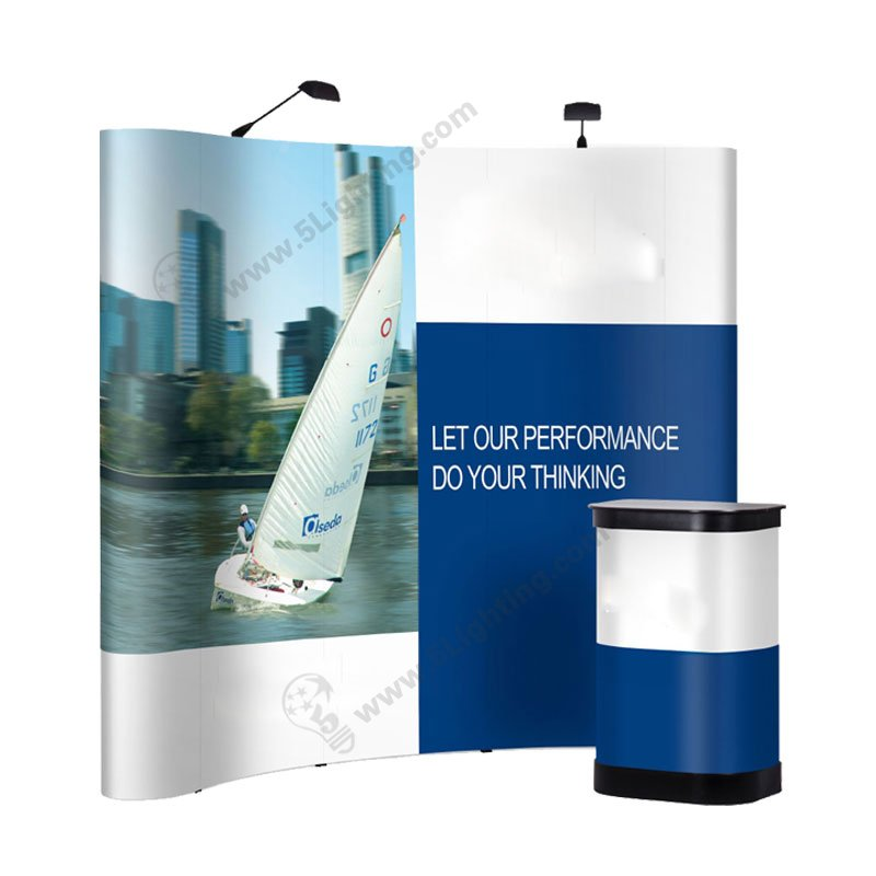 LED Pop-up Display Lights-LXS160-002-A-Application-2