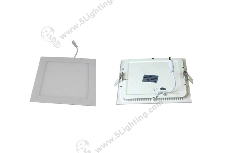 3W LED Panel Lights Square Shape-1