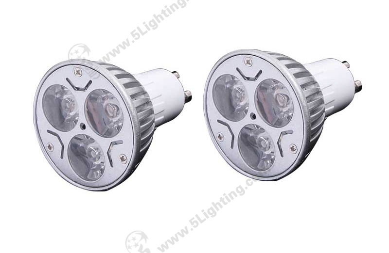 9W Led Spotlights GU10-1