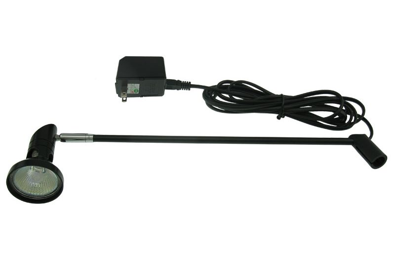 Halogen Banner Stand Lights-JZSA002-Black-1