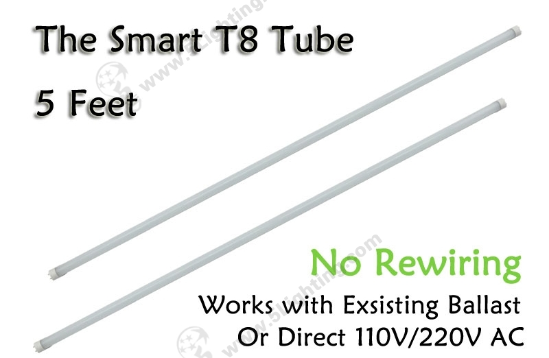 5 Feet T8 Smart LED Tube-1