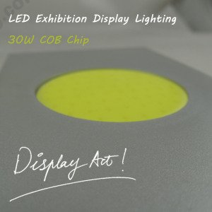 New Item-30W LED Exhibit Pop-up Display Lighting--LXCOB-A--Introduction