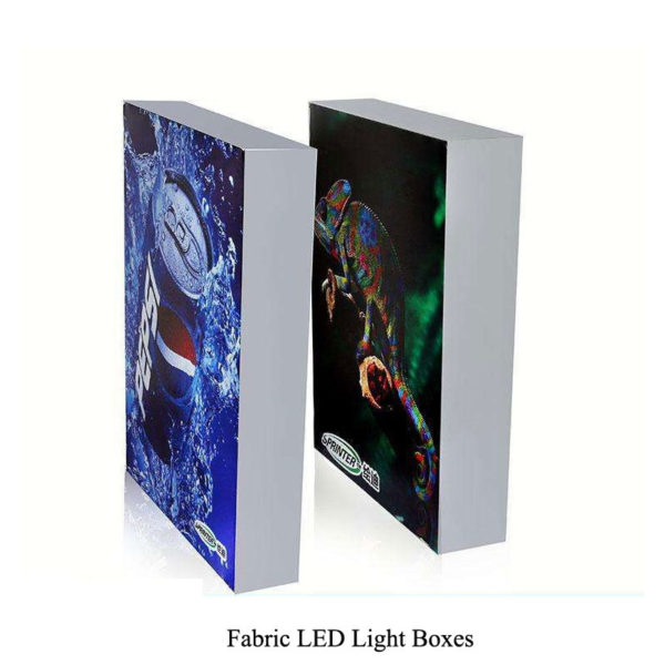 double-sided led light boxes