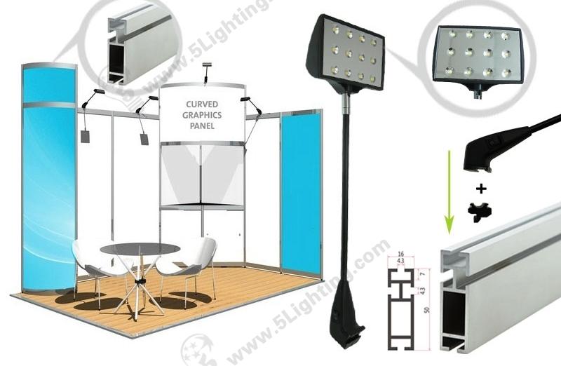 Octanorm Display Lights-LXD12-002-A-Applications-1