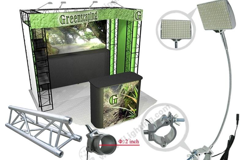 Truss Display Lighting-LXS160-002-L-T-2-Application-1