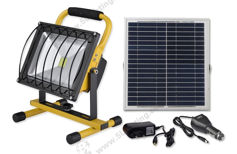 Solar LED Flood Lights-20W-1