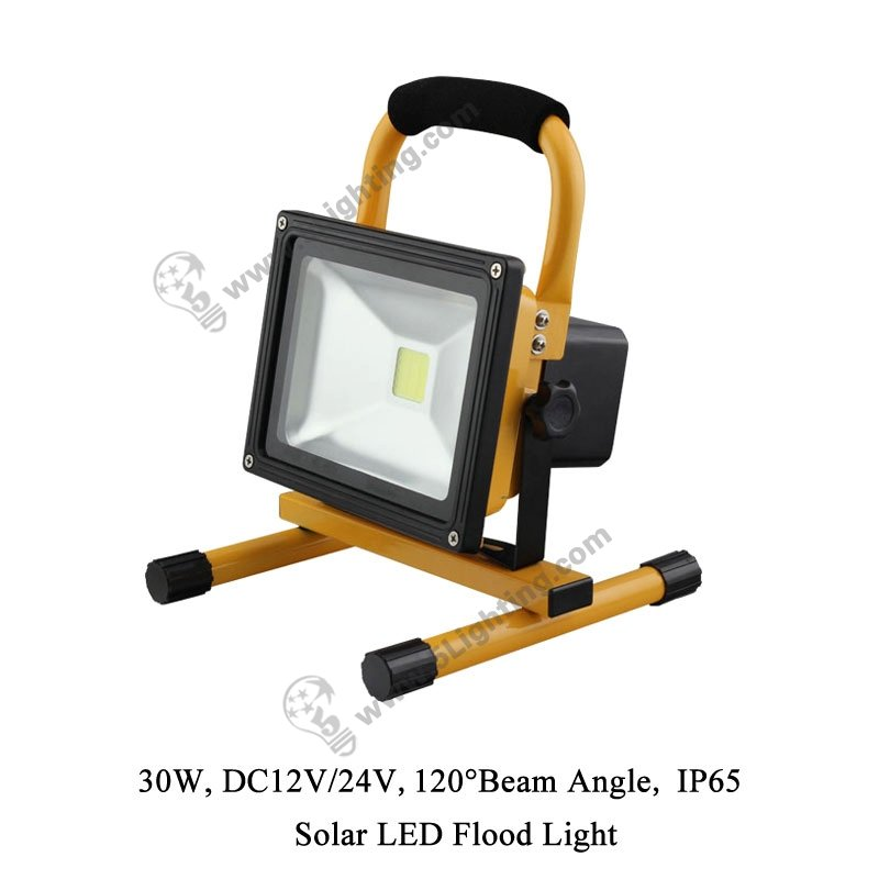 Led Flood Light Noise: Wholesale 30W LED Solar Flood Lights