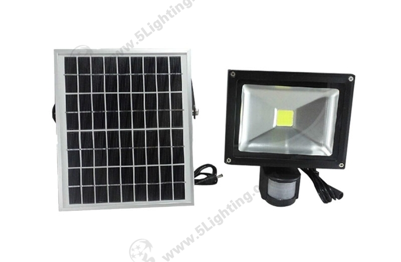 Solar Sensor Flood Lights-20W-1