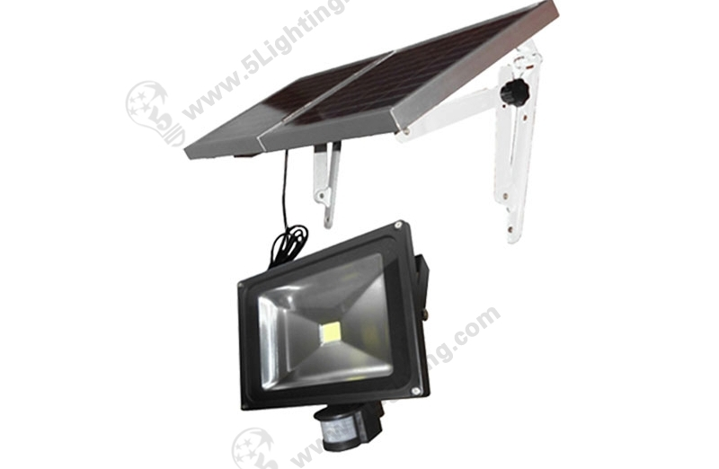 Solar Sensor Flood Lights-40W-1
