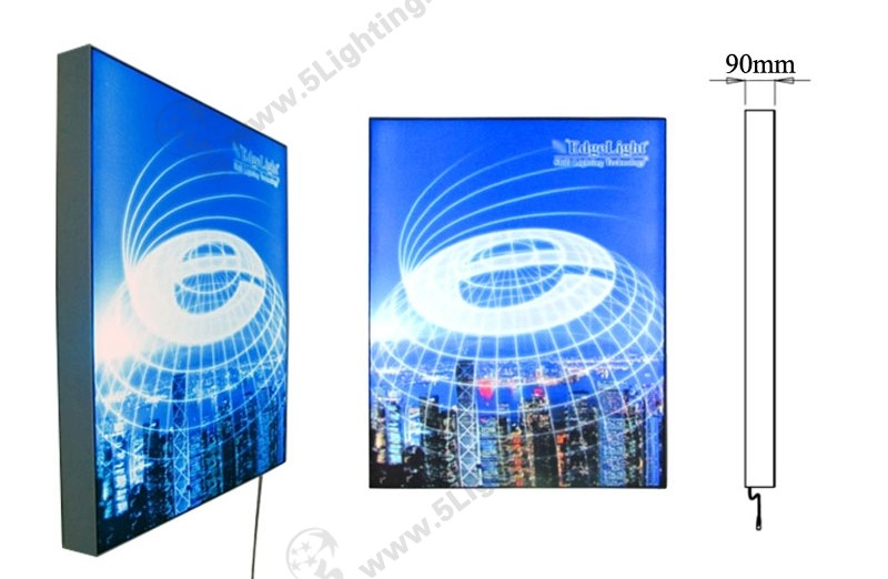 Fabric Light Boxes Single Side - 1