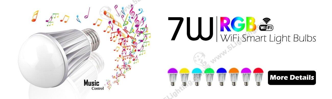Wifi Smart LED Bulbs Series