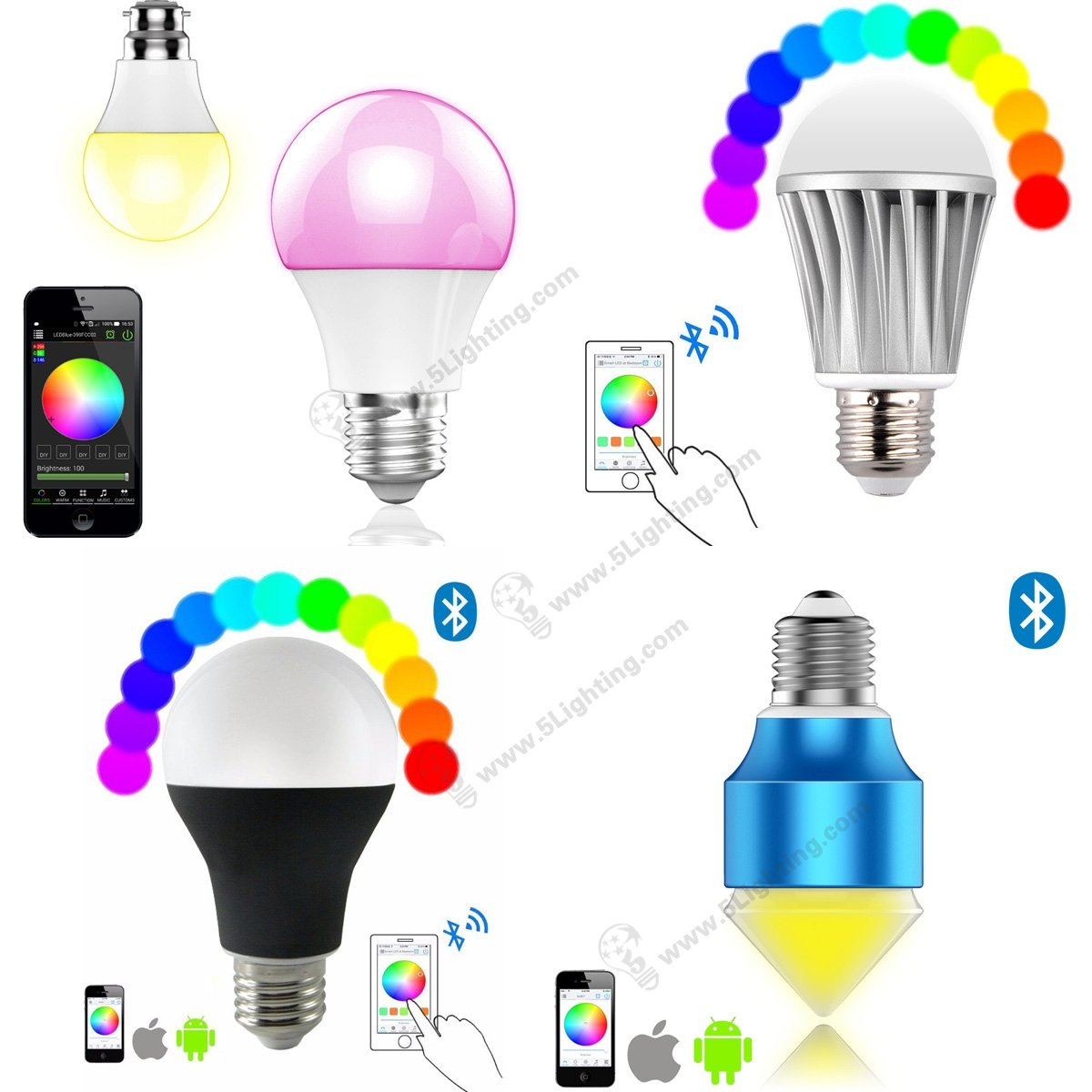 smart led light bulbs gallery
