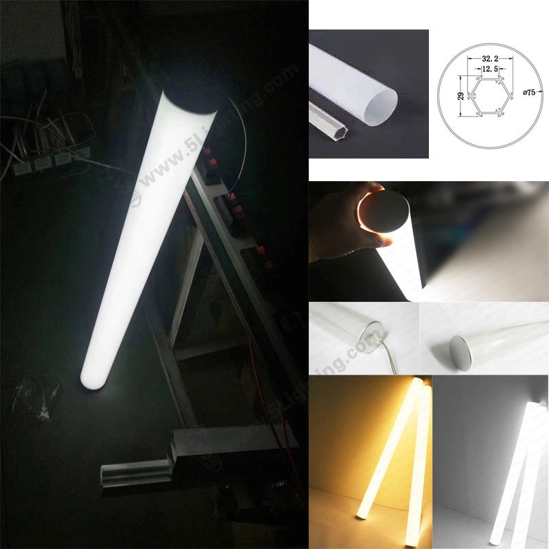 360 Degree LED Linear Lights