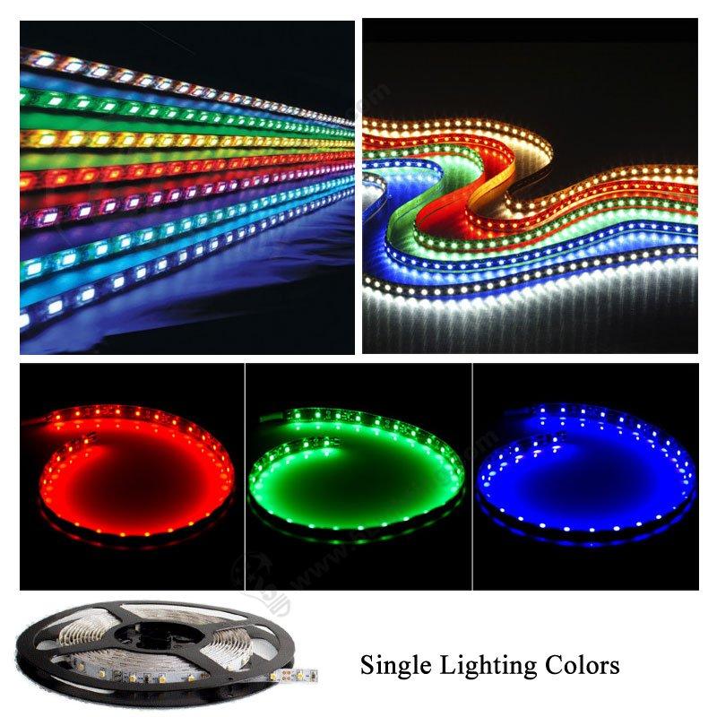 Led Strip Light Smd 5050 150leds 12v 24v Led Tape Light