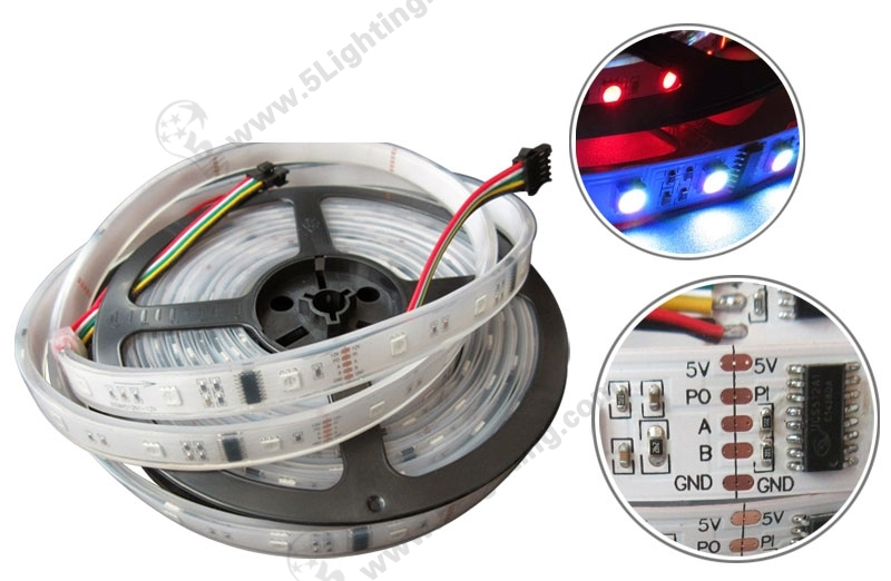 SMD 5050 DMX LED Strip - 1