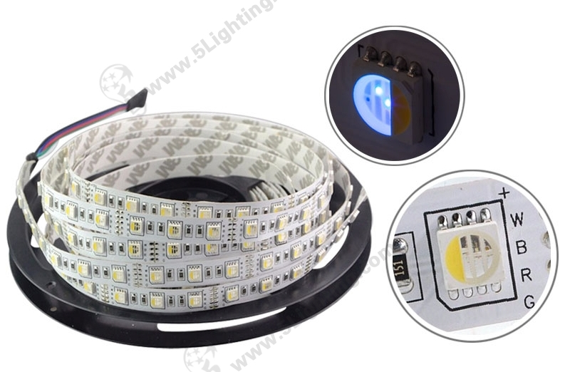 SMD 5050 RGBW LED Strip 4 in 1 - 1