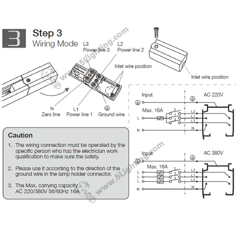 wiring diagram for led flood lights 4 circuit track lighting parts round shape  four wire  4 circuit track lighting parts round shape  four wire