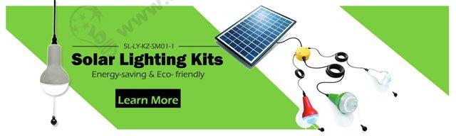 Solar Light Bulbs, Solar Lighting Kits
