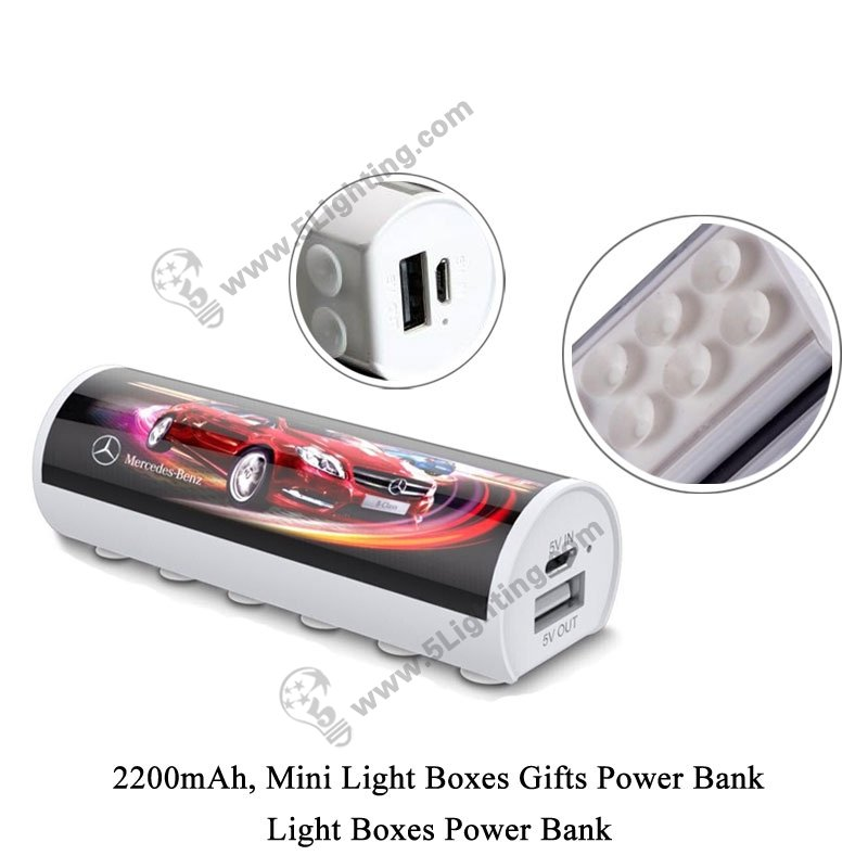 Light Boxes Power Bank 5L-2200A - 1