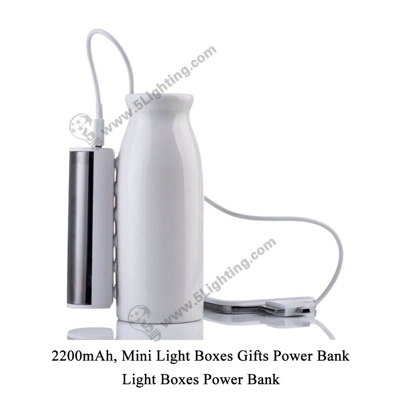 Light Boxes Power Bank 5L-2200A - 3